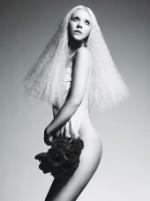 Кристина Агилера снялась голой для журнала W