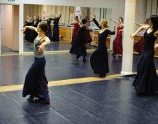 Школа фламенко Алены Шульгиной