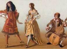 Танец Сарабанда