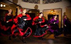 Школа танцев фламенко BANDADA