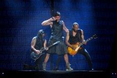 Рики Мартин дал концерт  в Москве