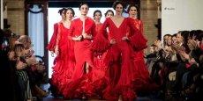 Тенденции моды фламенко на We Love Flamenco