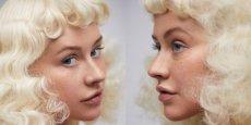 Кристину Агилеру не узнали без макияжа