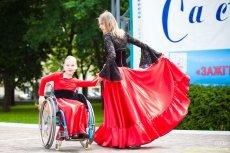 Фламенко для людей с ограниченными возможностями