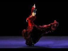 Стильная танцевальная игра в стиле фламенко