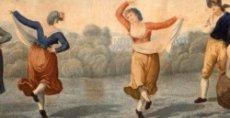 Зажигательные испанские танцы