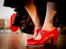 Туфли для фламенко – советы по выбору